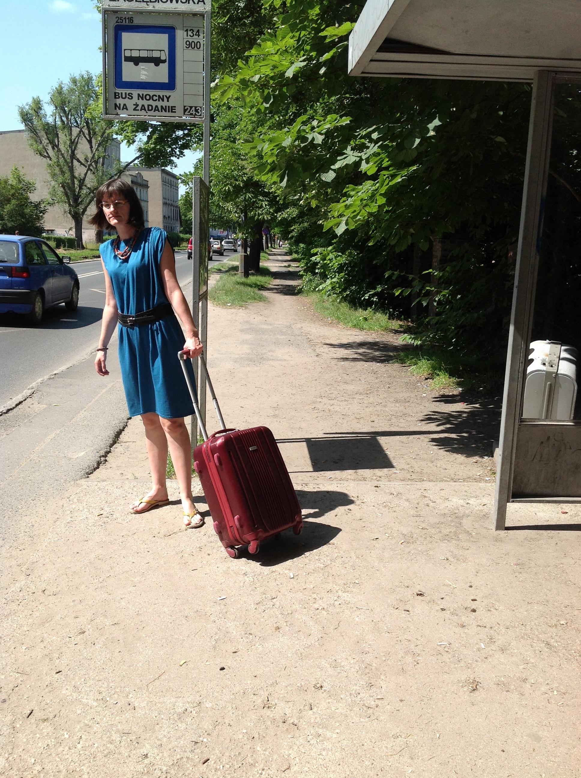 W drodze do Armenii