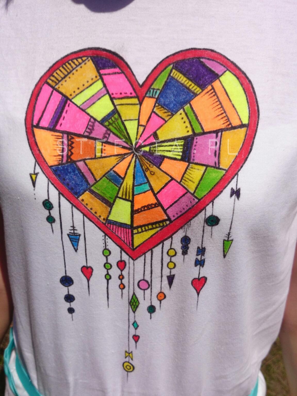 Malowane koszulki