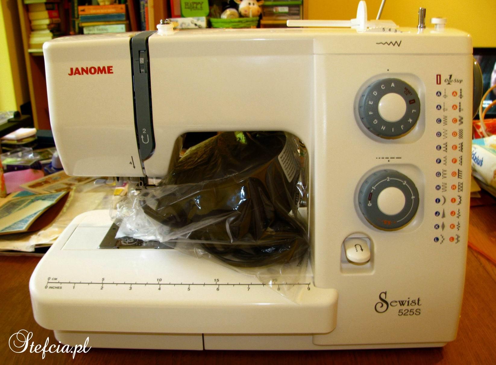 Resize of maszyna janome 525s
