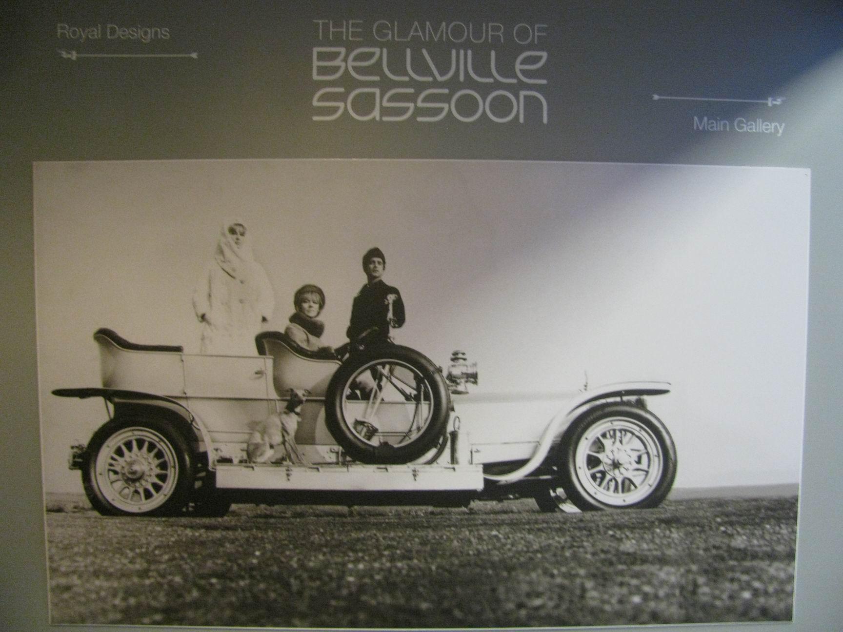 Wystawa The Glamour of Bellville Sassoon