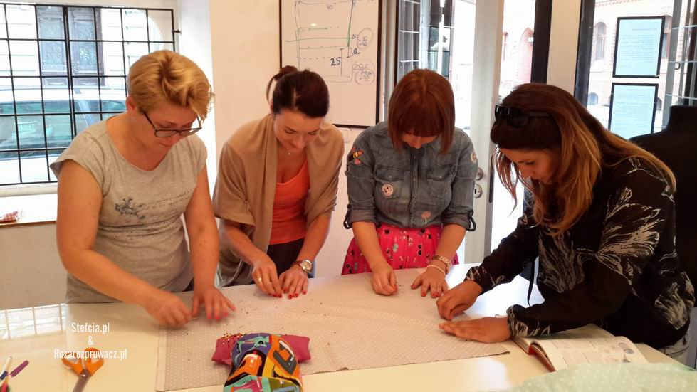 Kurs szycia / Sewing course